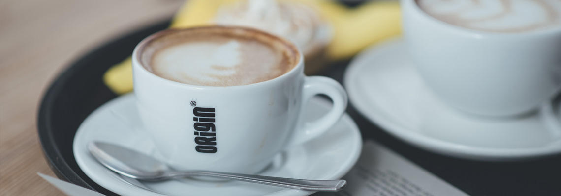Origin Coffee - banner