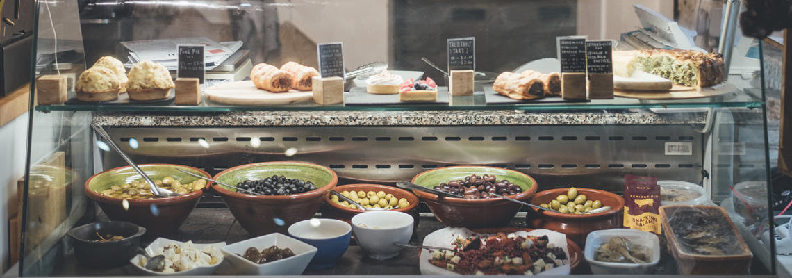 Deli Counter - banner